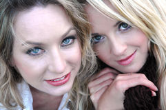 Keeley y Amelia10 imagenes de archivo