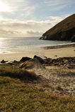 Keem beach at Achill Island Royalty Free Stock Photos