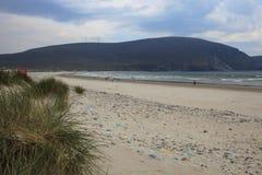Keem plaża zdjęcie royalty free