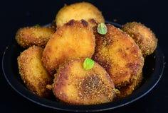 Keema Cutlet snack Royalty Free Stock Photo