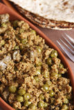 Keema Kaleji - a minced mutton from India Stock Photography
