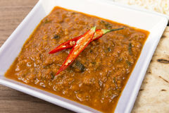 Keema Madras Stock Photo