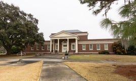 Kenan Hall at UNCW Royalty Free Stock Photography