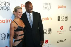 Keenan Ivory Wayans and Brittany Daniel #2 Stock Images