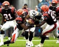 Keenan McCardell, Jacksonville Jaguar Royalty Free Stock Image