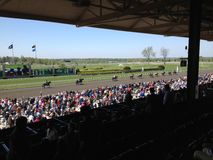 Keeneland Race Royalty Free Stock Images