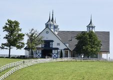 Keeneland Stables Stock Images