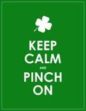 Keep calm banner Stock Photos