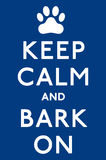 Keep Calm Stock Images