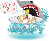 Keep calm Stock Image