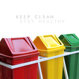 Keep clean, stay healthy Royalty Free Stock Images