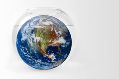 Keep the earth Stock Photography