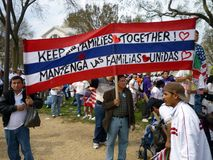 Keep Families Together Stock Image