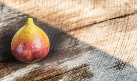 Keep figs away from sunlight Royalty Free Stock Images