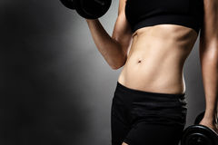 Keep fit Stock Images