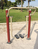 Keep fit Equipment Royalty Free Stock Image