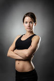 Keep fit Royalty Free Stock Images