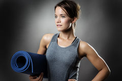 Keep fit Stock Image