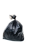 Keep garbage in bag for eliminate Royalty Free Stock Photo