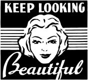 Keep Looking Beautiful Stock Photos