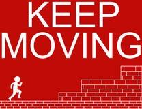 Keep Moving Stock Photos