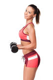 Keep in shape. Royalty Free Stock Photo