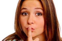 Keep Silent Stock Photos