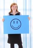 Keep smile Royalty Free Stock Photo