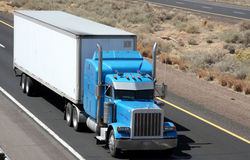 Keep on Trucking stock images