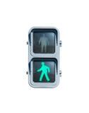 Keep walking traffic sign. Stock Photo