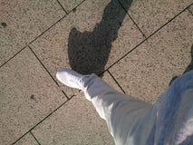 Keep walking stock photography