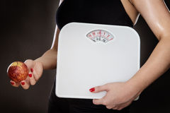 Keep your weight under control Stock Images
