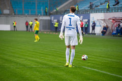 Keeper Yevgeny Frolov (1) Royalty-vrije Stock Foto