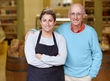 Keeping Deli in the family Royalty Free Stock Photo