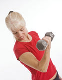 Keeping fit Royalty Free Stock Image
