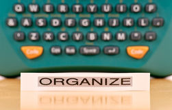 Free Keeping Organized Royalty Free Stock Images - 17126599