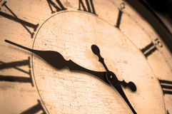 Keeping Time Royalty Free Stock Photo