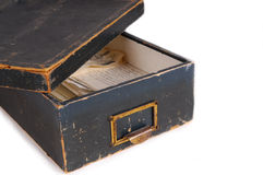 Keepsake Box royalty free stock photo
