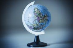 Keer de wereld om Stock Afbeeldingen