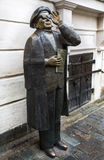 Keer Taube-monument binnenstebuiten Stockholm Royalty-vrije Stock Foto's
