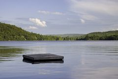 Keewaydin Lake Stock Photography