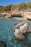 kefalonia νησιών παραλιών argostoli Στοκ Εικόνες