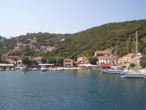 Kefalonia Royalty Free Stock Photography