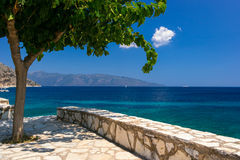 Kefalonia Royalty Free Stock Photos