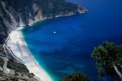 Kefalonia, Grecia Fotos de archivo libres de regalías