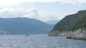Kefalonia Grieks Eiland stock footage