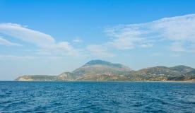 Kefalonia Ionian wyspy Obrazy Stock