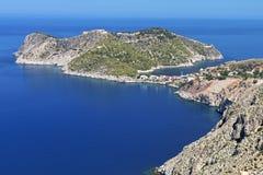 Kefalonia island in Greece Royalty Free Stock Photo