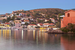 Kefalonia island in Greece Stock Photos