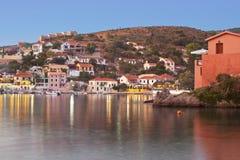 Kefalonia island in Greece Stock Photos